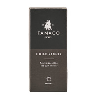Shoe accessories Care Products Famaco FLACON HUILE VERNIS 100 ML FAMACO NOIR Black
