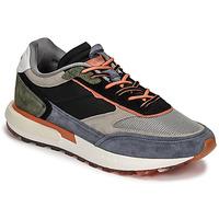 Shoes Men Low top trainers HOFF TUAREG Blue / Orange