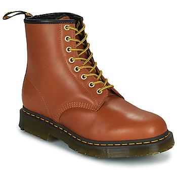 Shoes Men Mid boots Dr Martens 1460 Brown