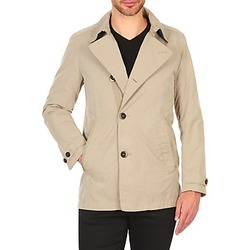 Clothing Men Trench coats Marc O'Polo ACHIL BEIGE