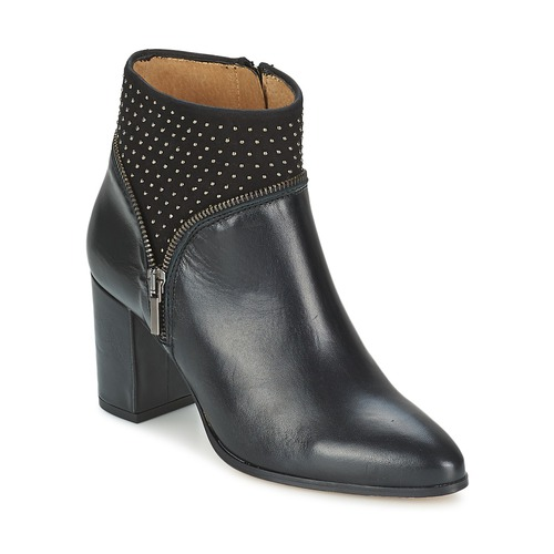 Shoes Women Ankle boots Fericelli ANTILLO Black