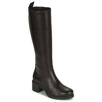 Shoes Women High boots Timberland DALSTON VIBE TALL BOOT Black