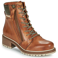 Shoes Women Ankle boots Pikolinos ASPE Brown