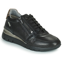 Shoes Women Low top trainers Pikolinos CANTABRIA Black
