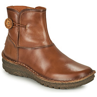 Shoes Women Mid boots Pikolinos CAZORLA Brown
