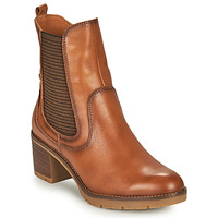 Shoes Women Ankle boots Pikolinos LLANES Brown