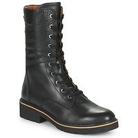 Shoes Women Mid boots Pikolinos VICAR Black