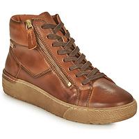 Shoes Women Hi top trainers Pikolinos VITORIA Brown