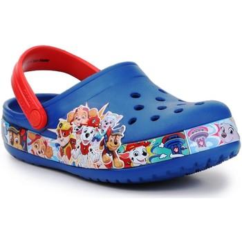 Shoes Boy Sandals Crocs FL Paw Patrol Band Clog 205509-4GX red, navy