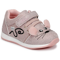 Shoes Girl Low top trainers Chicco FLEXY Pink