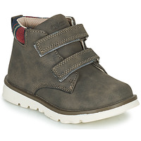 Shoes Boy Hi top trainers Chicco FLOK Brown