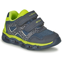 Shoes Boy Low top trainers Chicco CHIRO Marine / Yellow