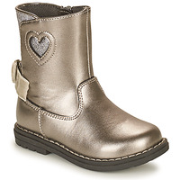 Shoes Girl High boots Chicco CALLINA Silver