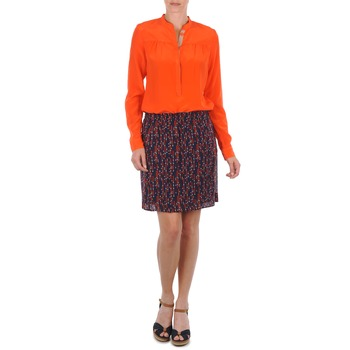Clothing Women Skirts Marc O'Polo AURELIA Marine / Red