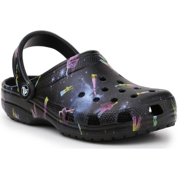Shoes Children Sandals Crocs Classic Out Of This World II 206818-001 black