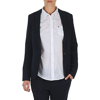 Clothing Women Jackets / Blazers Marc O'Polo CLOTHILDE MARINE