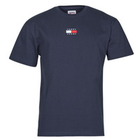 Clothing Men Short-sleeved t-shirts Tommy Jeans TJM TOMMY BADGE TEE Marine