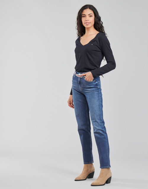 Tommy Hilfiger NEW CLASSIC STRAIGHT HW A LEA