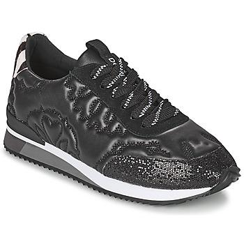 Shoes Women Low top trainers Desigual BROKER BOMBAY Black