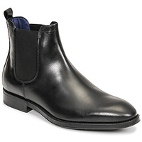 Shoes Men Mid boots Azzaro SEVILLE Black