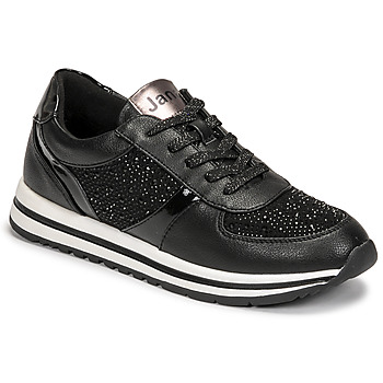 Shoes Women Low top trainers Jana HARED Black