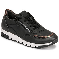 Shoes Women Low top trainers Jana GERFRA Black