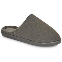 Shoes Men Slippers Isotoner 98033 Grey
