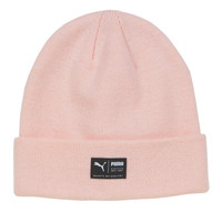 Clothes accessories Women Hats / Beanies / Bobble hats Puma ARCHIVE heather beanie Pink