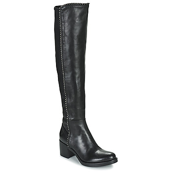Shoes Women High boots Fru.it BILENA Black