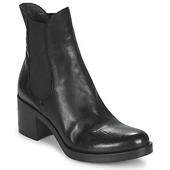 Shoes Women Ankle boots Fru.it ADRIANA Black
