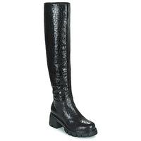 Shoes Women High boots Fru.it FELINDA Black