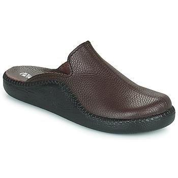 Shoes Men Slippers Romika Westland MONACO 202G Brown