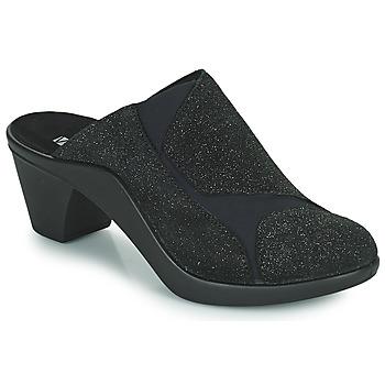 Shoes Women Mules Romika Westland ST TROPEZ 234 Black