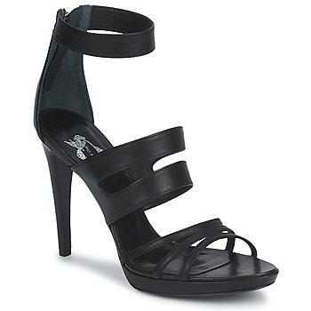 Shoes Women Sandals Paul & Joe STARGATE Black