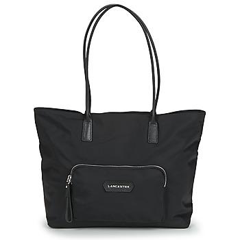Bags Women Shopping Bags / Baskets LANCASTER BASIC PRENIUM Black