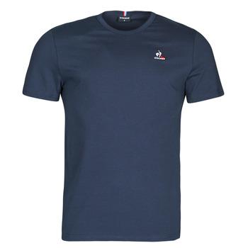 Clothing Men Short-sleeved t-shirts Le Coq Sportif ESS TEE SS N 3 M Marine