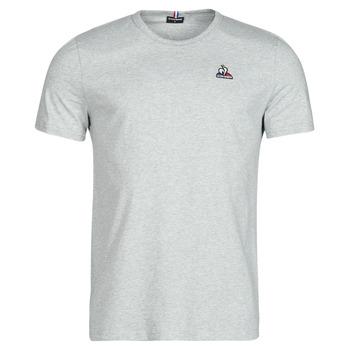 Clothing Men Short-sleeved t-shirts Le Coq Sportif ESS TEE SS N 3 M Grey / Mottled