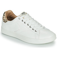 Shoes Women Low top trainers Only SHILO 35 PU CLASSIC SNEAKER White