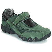 Shoes Women Outdoor sandals Allrounder by Mephisto NIRO Green