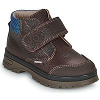 Shoes Boy Mid boots Pablosky 502993 Brown