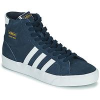 Shoes Hi top trainers adidas Originals BASKET PROFI Marine