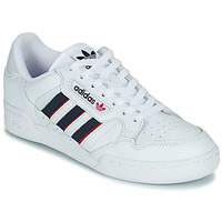 Shoes Low top trainers adidas Originals CONTINENTAL 80 STRI White / Blue / Red