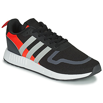 Shoes Men Low top trainers adidas Originals MULTIX Black / Red