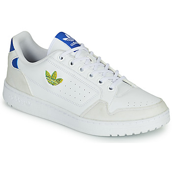 Shoes Low top trainers adidas Originals NY 90 White / Blue