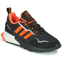 Shoes Men Low top trainers adidas Originals ZX 1K BOOST - SEASO Black / Red