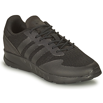 Shoes Boy Low top trainers adidas Originals ZX 1K C Black