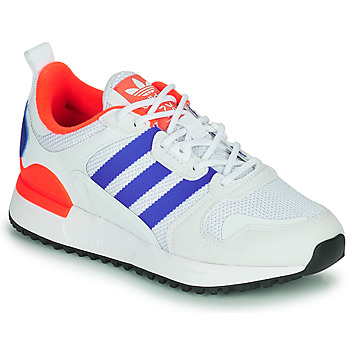 Shoes Children Low top trainers adidas Originals ZX 700 HD J Blue / White / Red