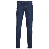 Clothing Men Slim jeans Scotch & Soda RALSTON REGULAR SLIM Blue / Dark