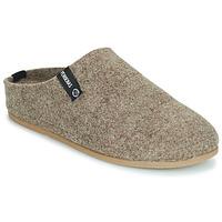 Shoes Men Slippers Verbenas LARS FIELTRO PET Taupe