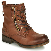 Shoes Girl Mid boots Mustang 5026-623-308 Brown